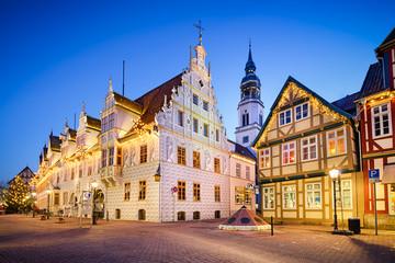 Altes Rathaus in Celle, Deutschland
