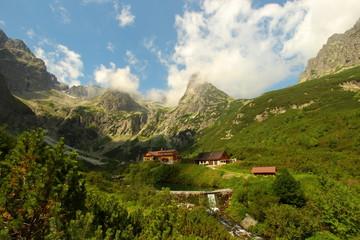 High Tatras cottage