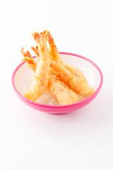 Japanese Cuisine - Tempura Shrimps