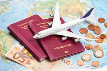Flugreise buchen