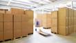 Lagerung von Kisten // commercial  storage