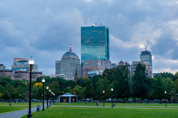 Boston Commons Park