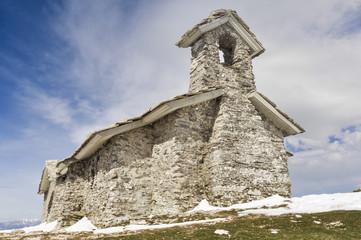 Chapel of San Donato, Beriain, Navarre (Spain)