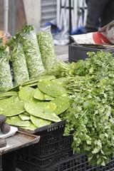 Fresh local Market - downtown monterrey