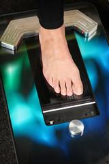 3D foot scanner