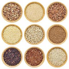 gluten free grains