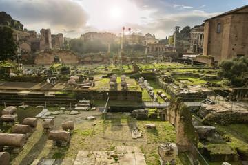 Fori Imperiali in Rome, Italy