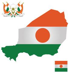 Republic of Niger flag