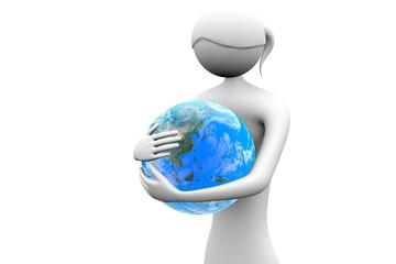 embrace the globe