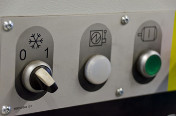 switch, rotary, light, button