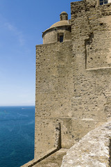 Aragon castle, ischia