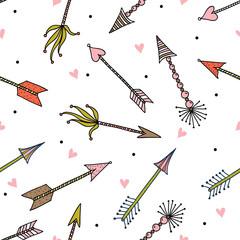 Arrows of love.