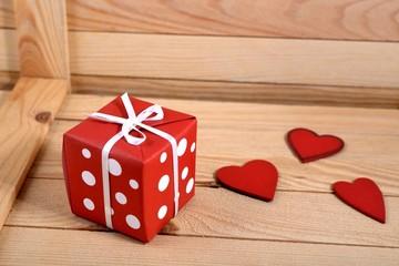 Geschenk von Herzen