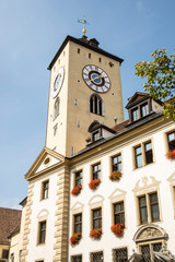 Old Town Hall of Regensburg