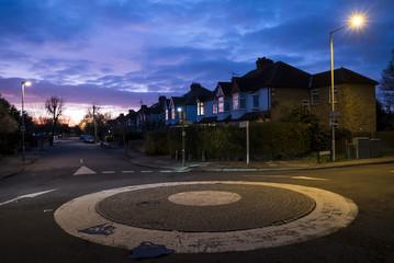 UK Roundabout