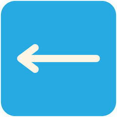 Arrow feft icon