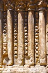 Catedral vieja de Plasencia, jambas, arte románico