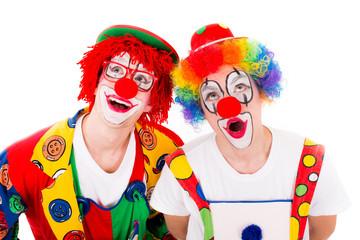 clowns zur fünften jahreszeit