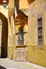 Plasencia, Cáceres, oratorio, católicos