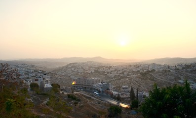 Bethlehem Sunrise