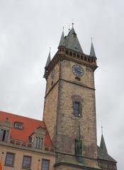 Rathaus-I-Prag