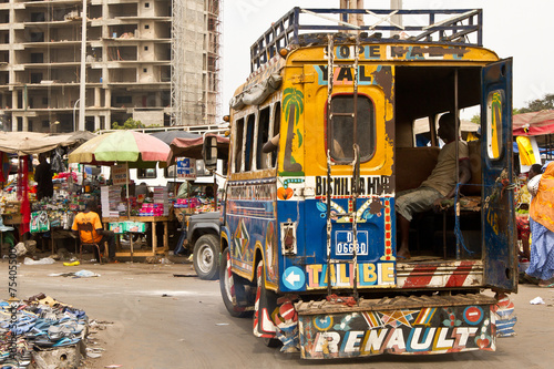 Transport in Africa - 75405500