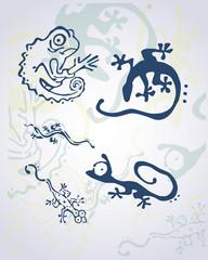 Reptiles b