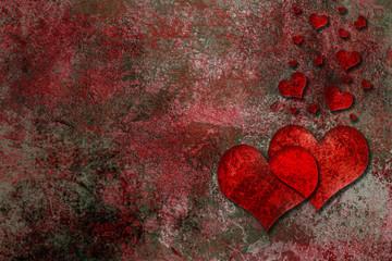 Hard Rock Valentine Background