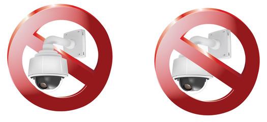 stop videosorveglianza