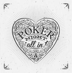 Chirwa poker night