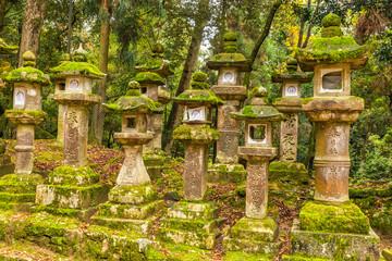 Kasuga Taisha Temple in Nara, Japan