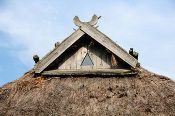 Tradycyjna osada wiejska na podlasiu 6