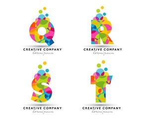 Alphabet Letters Logo