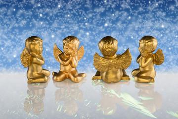 Goldene Engel