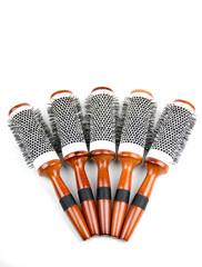 Salon hair brush