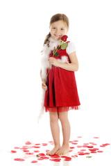 Beautiful Girl, Beautiful Rose