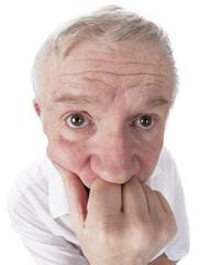 Goofy Senior Thinker