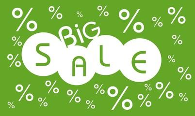 Big Sale Background