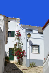Cottage in the village of Alte in Portugal