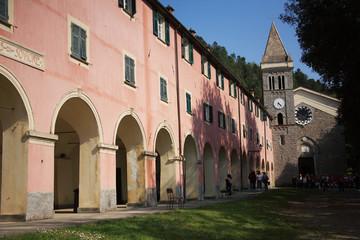 monastero di soviore monterosso cinque terre liguria