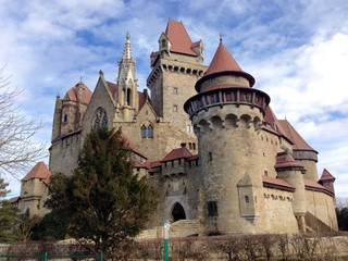 Beautiful Medieval Castle