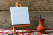 canvas print picture - Atelier2