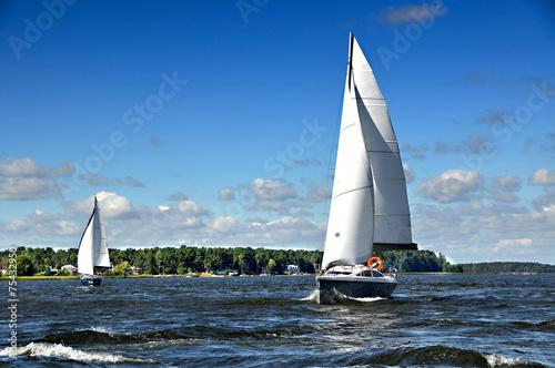 Żagle, wiatr i woda - 75432950