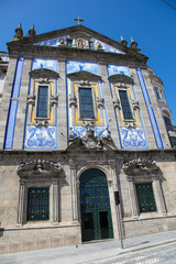 Church of Santo Antonio dos Congregados in Porto, Portugal