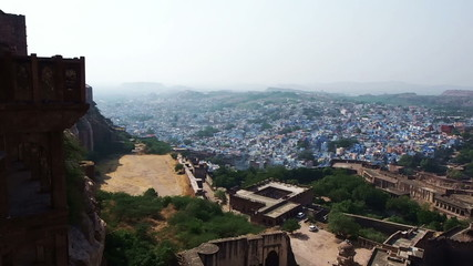 Blue City of India