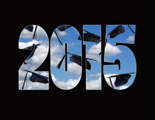 airborne black graduation caps for 2015