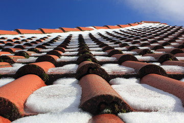 Snow on the Tiles