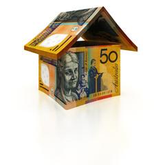 50 Australian Dollars House