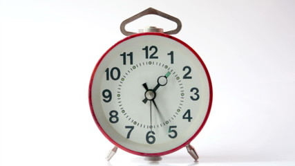 alarm clock in six