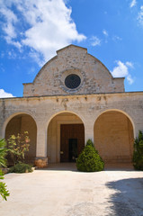 Church of SS. Maria Addolorata. Fasano. Puglia. Italy.